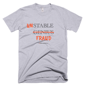 Unstable Fraud T-shirt
