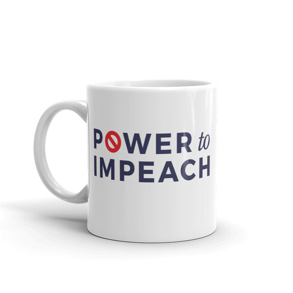 Power to Impeach Coffee Mug