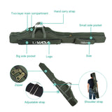 Lixada Fishing Rod and Reel Travel Bag