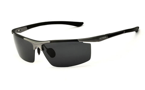 Veithdia Magnesium Polarized Sunglasses