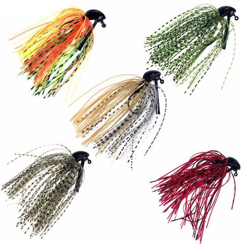 Weedless Jigs (10 pack)
