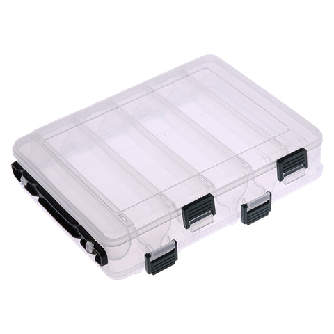 Plastic Lure Case (10 Compartments)