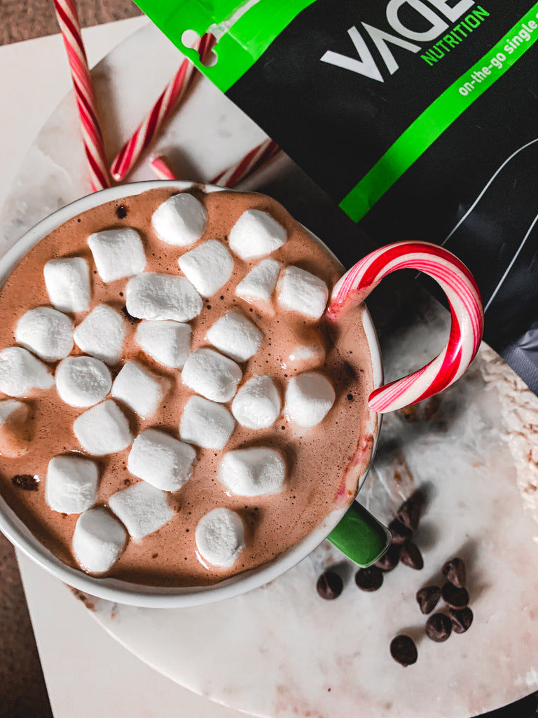 VADE Protein Hot Cocoa