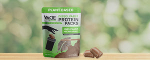 VADE Nutrition's 100% Plant-Based Protein