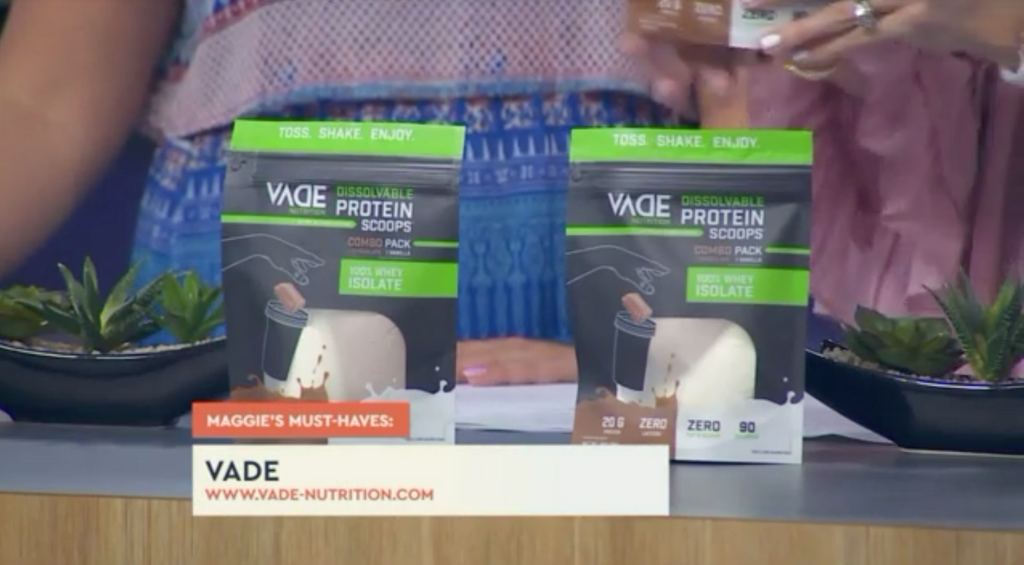 """VADE is brilliant"" 