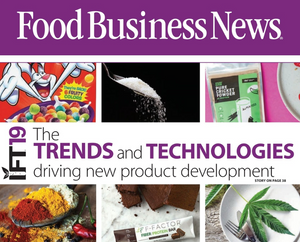 Food Business News features VADE Nutrition
