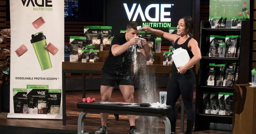CNBC | SHARK TANK: Why Mark Cuban and A-Rod invested 700k in These Genius Portable Protein Powder Pods