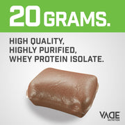 100% Whey Isolate Protein - Sample Pack