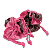 Pouch - Satin Reversible (3 Color Choices)