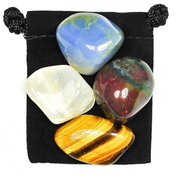 Maternal Instincts Tumbled Crystal Healing Set