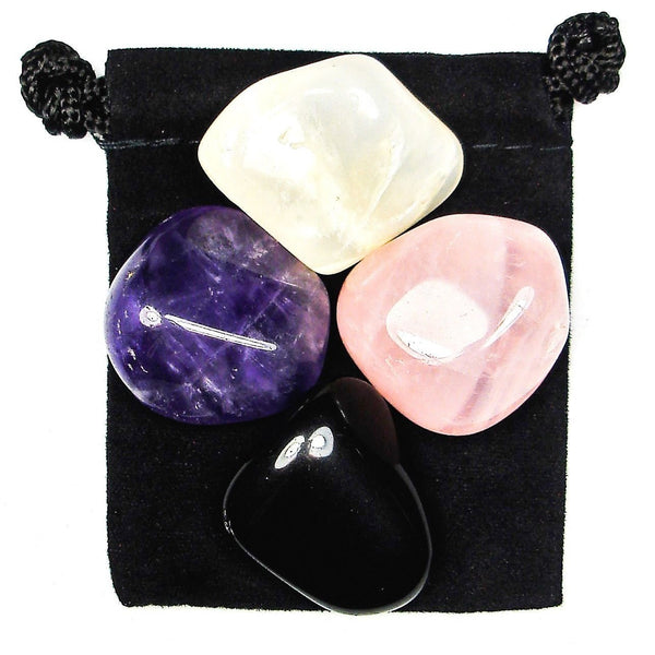 Lost Love (Letting Go) Tumbled Crystal Healing Set