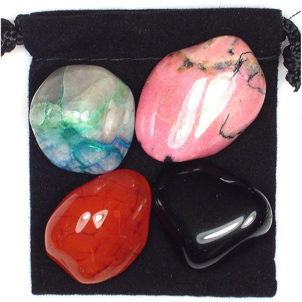 Arthritis Relief Tumbled Crystal Healing Set