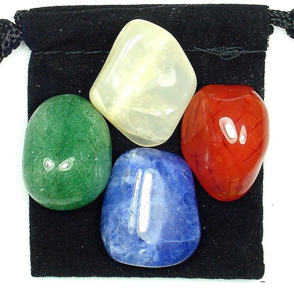 Weight Loss Tumbled Crystal Healing Set