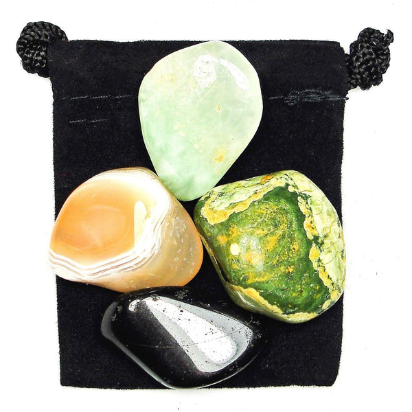 Self Awareness Tumbled Crystal Healing Set