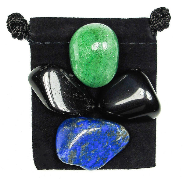 Compassion Tumbled Crystal Healing Set