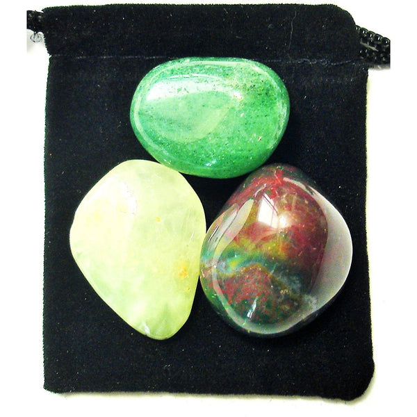 Libra Zodiac / Astrological Tumbled Crystal Healing Set