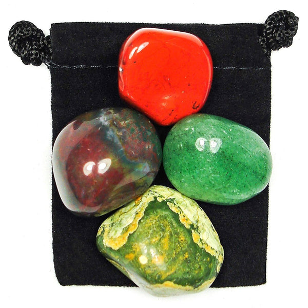 Creativity Boost Tumbled Crystal Healing Set