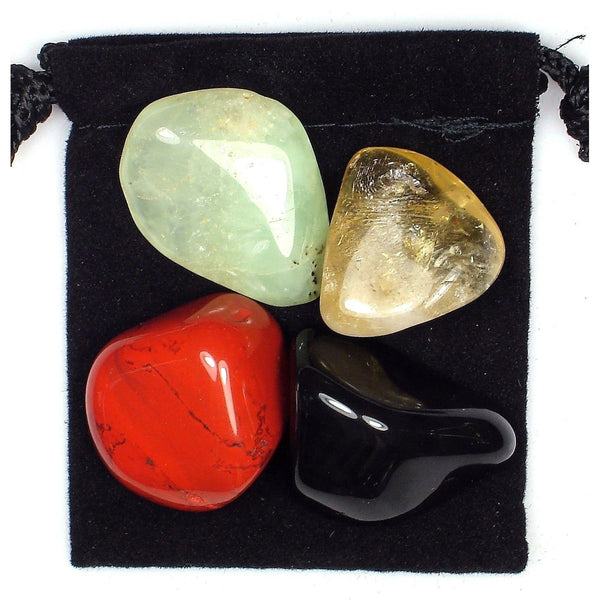Blood Disorder Tumbled Crystal Healing Set
