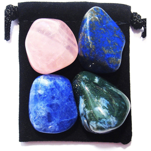 Friendship Tumbled Crystal Healing Set