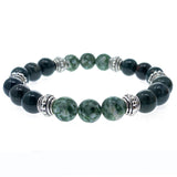 Immune System Booster / Infection Fighter 8mm Crystal Intention Bracelet