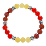 Mental Exhaustion 8mm Crystal Intention Bracelet