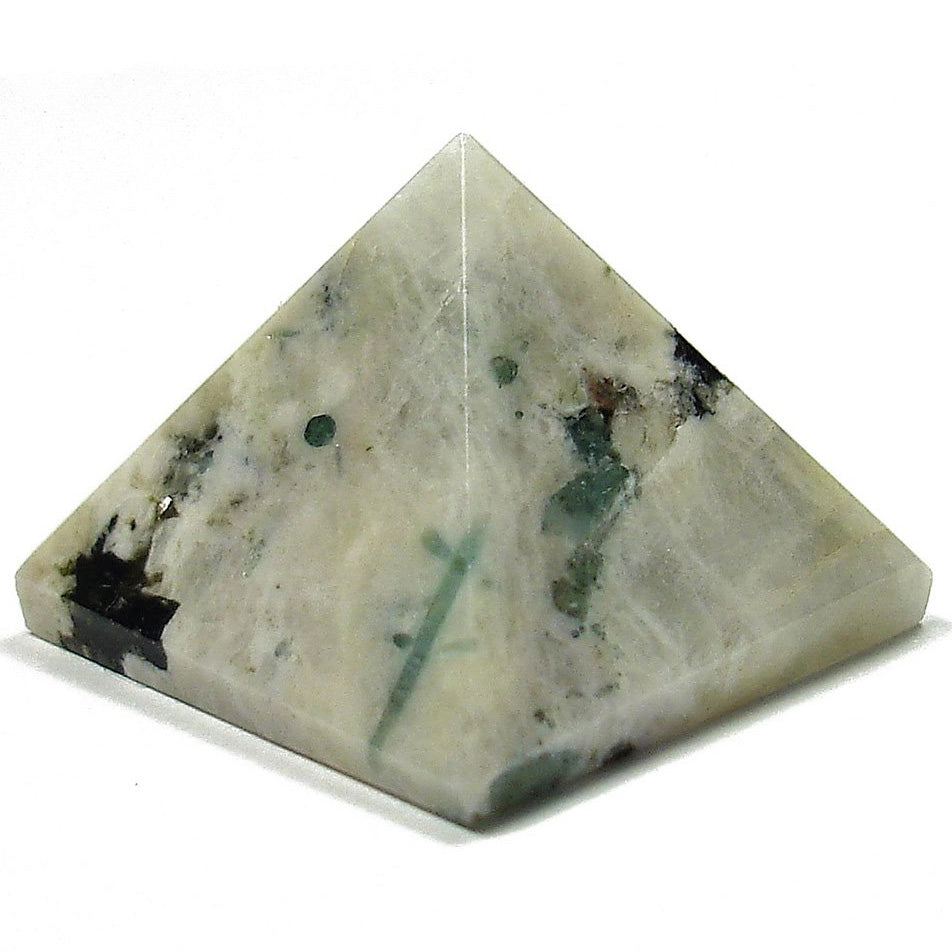 Moonstone Crystal Pyramid The Magic Is In You