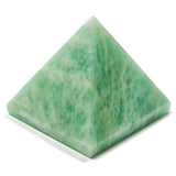 Amazonite Crystal Pyramid