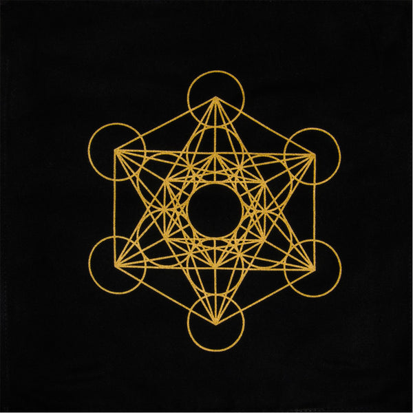 Crystal Grid - Metatron's Cube Sacred Geometry