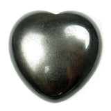 Hematite Crystal Heart