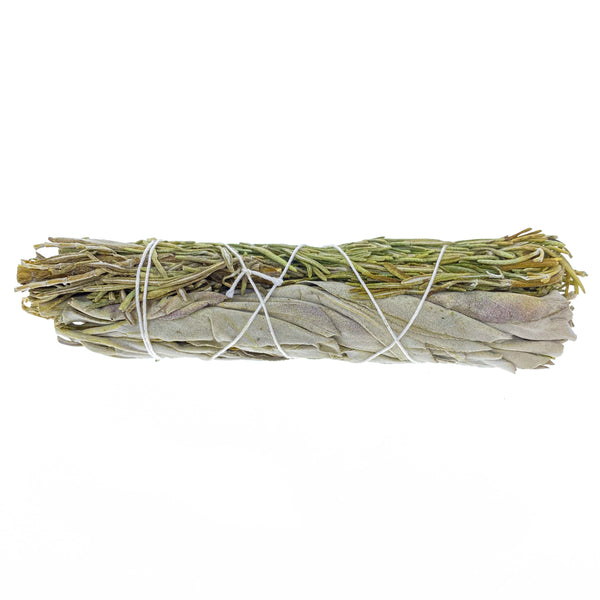 Smudge Stick - Rosemary & White Sage