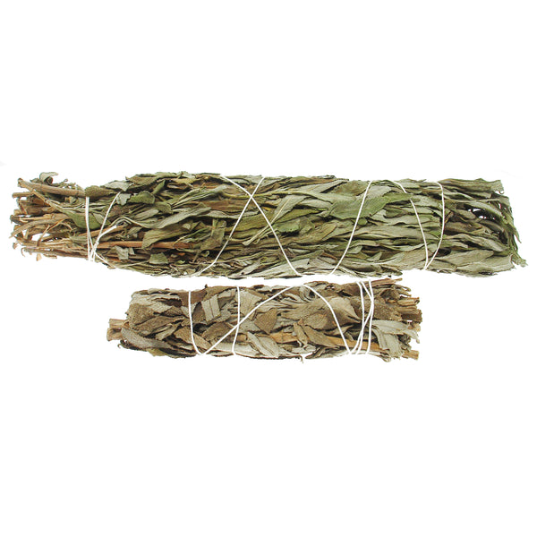 Smudge Stick - Wild Lavender Sage (Purple Sage)