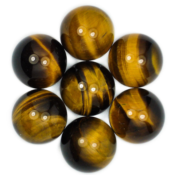 Tiger's Eye Crystal Sphere (18mm)