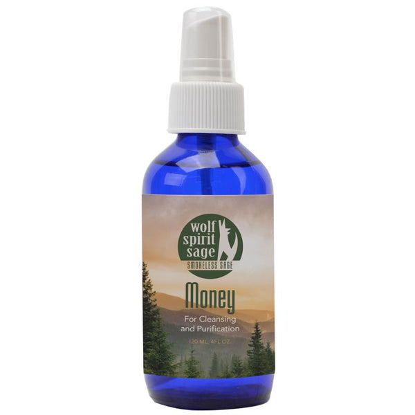 Smudge Spray - Money Blend Smokeless Smudge