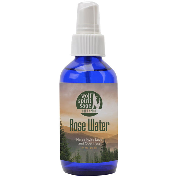 Smudge Spray - Rose Water Smokeless Smudge