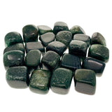 Aventurine (Dark) Tumbled Crystal Specimen - LIMITED