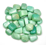 Amazonite Tumbled Crystal Specimen