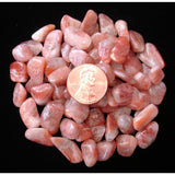 Sunstone Tumbled Crystal Sharing Stones
