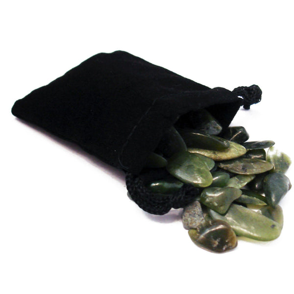 Jade Tumbled Crystal Sharing Stones