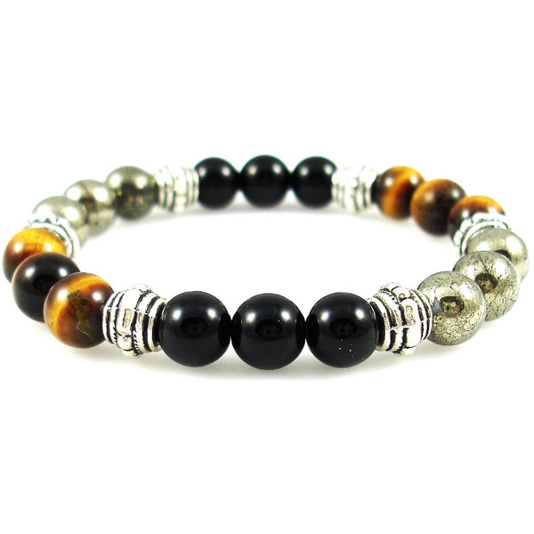 Asthma Relief 8mm Crystal Intention Bracelet