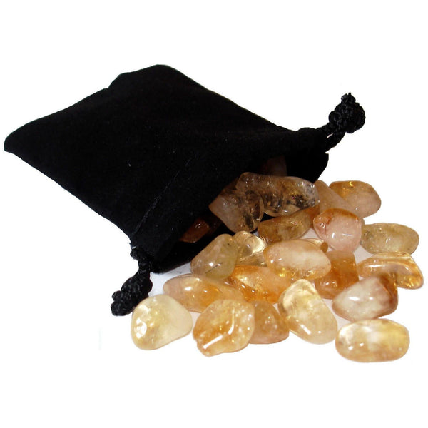 Citrine Tumbled Crystal Sharing Stones