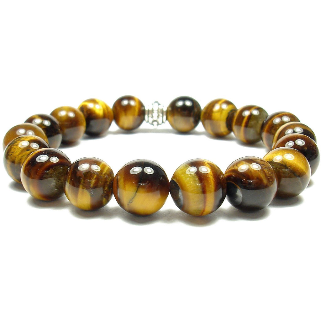 round tob bead bracelet store crystal tourmaline the black
