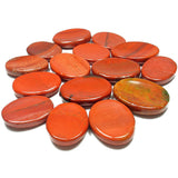 Jasper (Red) Crystal Worry Stone