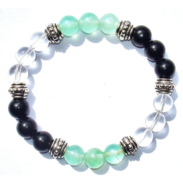 Joint Relief 8mm Crystal Intention Bracelet