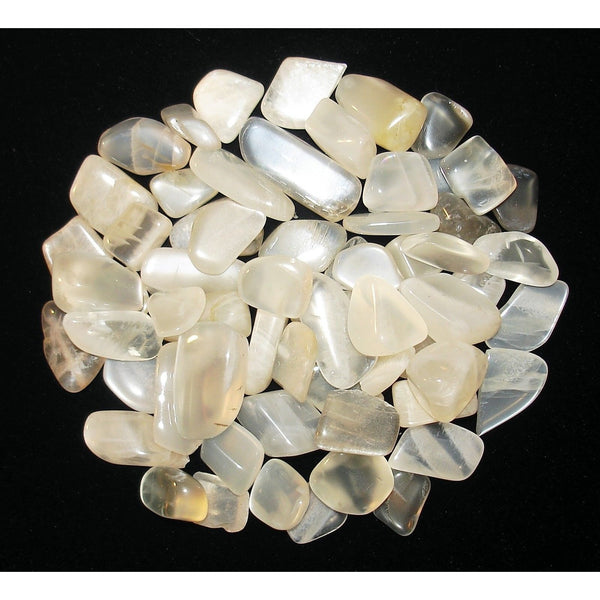 Moonstone Tumbled Crystal Sharing Stones