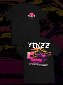 "SUNSET YENZZ ""Black & Vibrant"""
