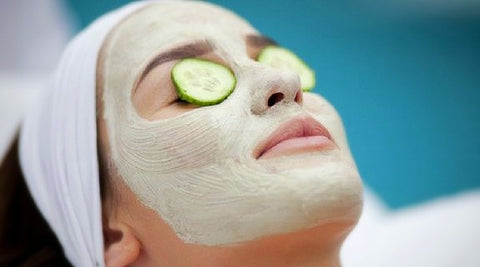 Skin whitening Face Mask