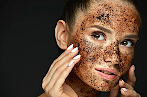 how To Exfoliate face skin
