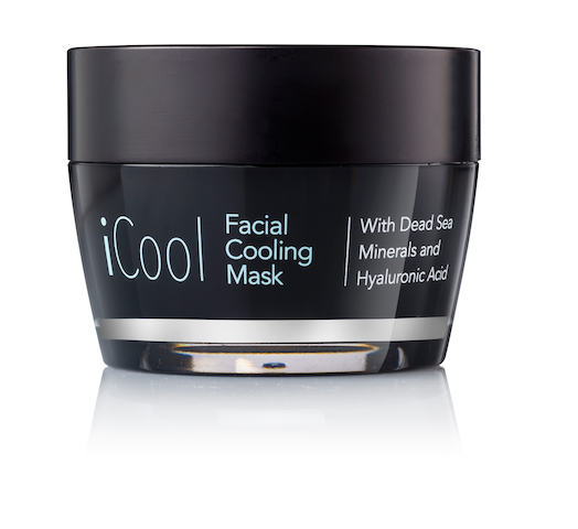 Facial Cooling and Relaxing Mask