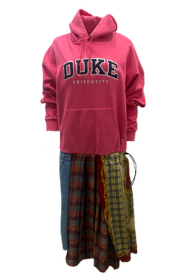 DUKE SWEATSHIRT DRESS