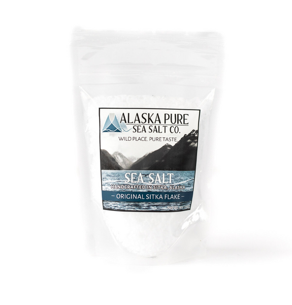 ORIGINAL SITKA FLAKE SEA SALT